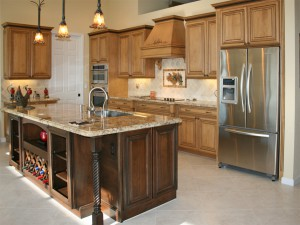 Leading Edge Homes, Inc. Kitchen Remodel