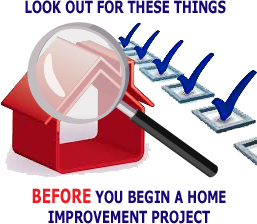 home improvement - before you remodel
