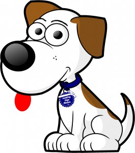Leading Edge Homes, Inc. dog and human approved!