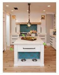 food under cabinet
