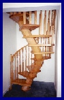 Custom Staircase - Leading Edge Homes, Inc. - Home Remodeler