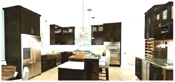 Kitchen Remodeling - Leading Edge Homes, Inc. - Home Remodeler