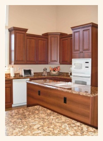 Cabinets - Leading Edge Homes, Inc. - Home Remodeler