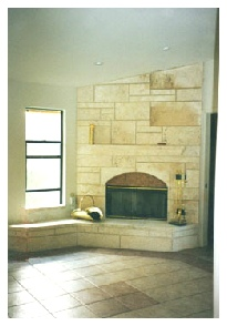 Fireplaces - Leading Edge Homes, Inc. - Home Remodeling